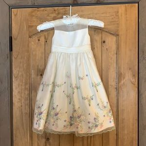 Cinderella brand formal dress with embroidery 3